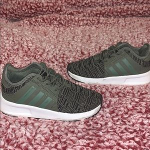 Toddler 9K Green Adidas x Plr shoes